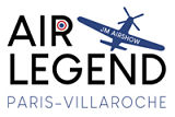 PARIS VILLAROCHE AIR LEGEND